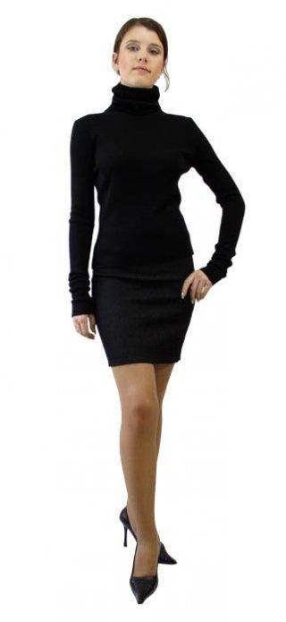 Черные свитера женские