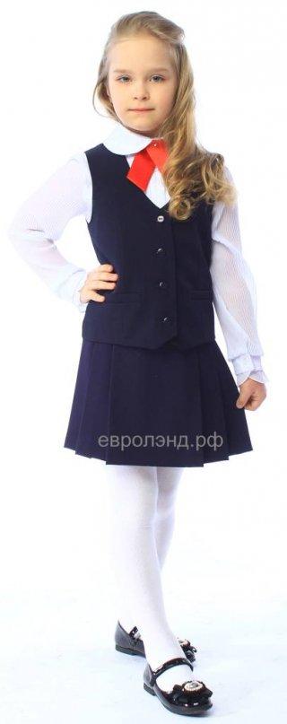 Школьный Жилет А-522д