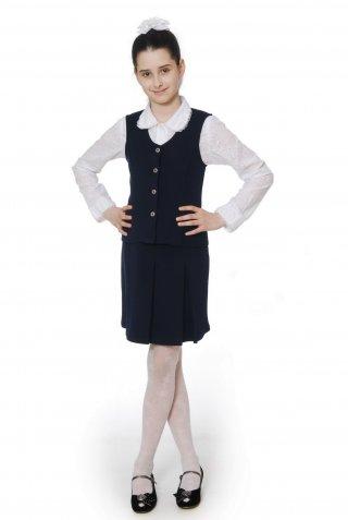 Школьная Блузка А-503